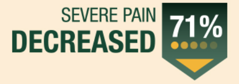 paindecreased